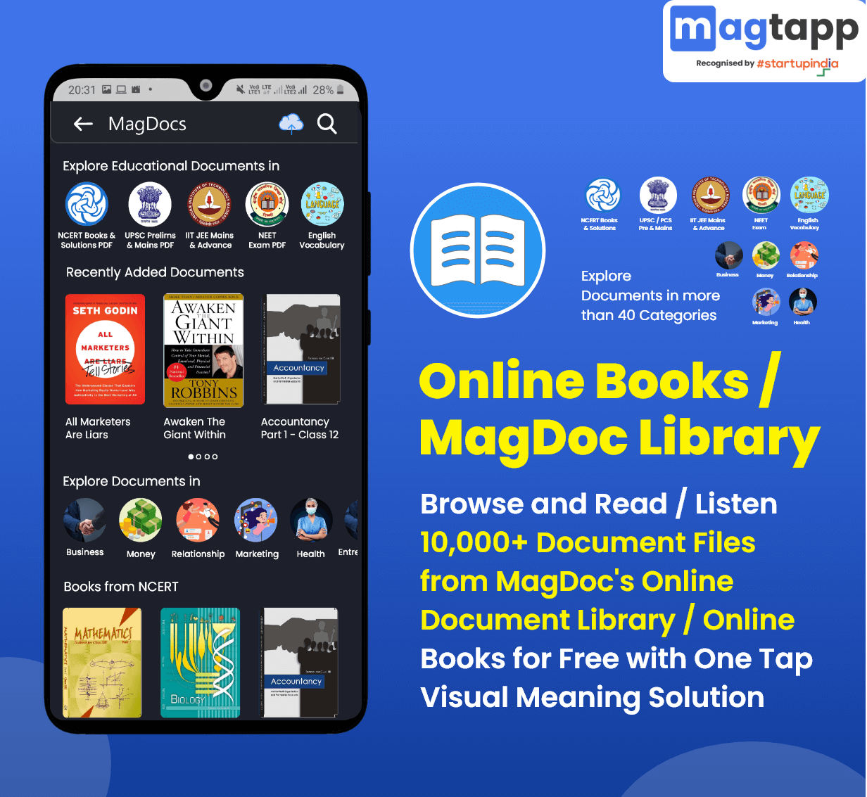 Online Books or MagDoc Library